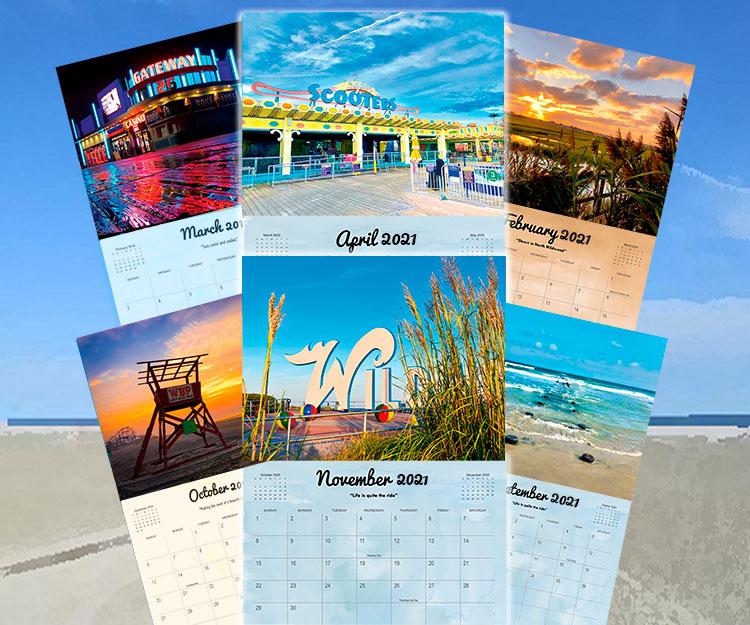 Images of Atu Calendar 2021