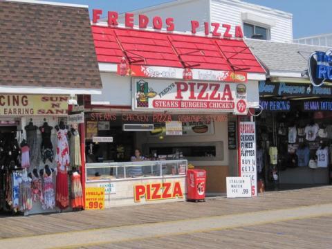 Fredo's Pizza Wildwood