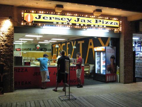 5. Jersey Jax