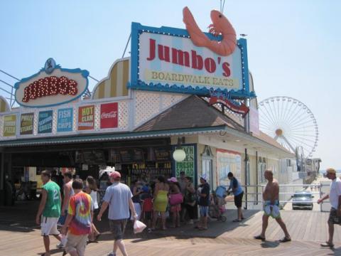 5. Jumbo's Wildwood