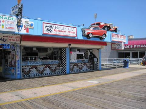 3. Route 66 Wildwood
