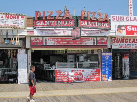 3. Santino's Pizza